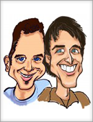 Scott_Ferfuson and George Keating_ Weight Waggers